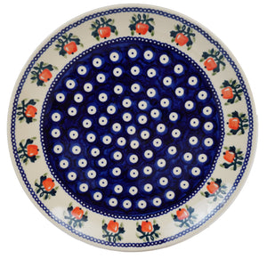 "10"" Dinner Plate (Apple Dot)"