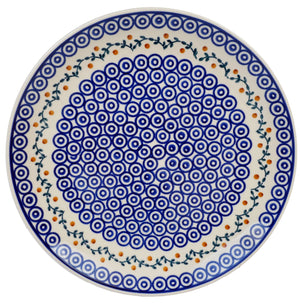 "10"" Dinner Plate (Roundabout)"