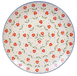 "10"" Dinner Plate (Simply Beautiful)"