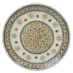 "10"" Dinner Plate (Chocolate Mint)"