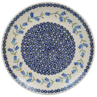 "10"" Dinner Plate (Lily of the Valley)"