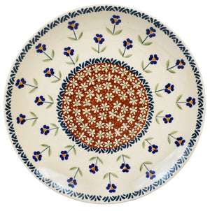 "10"" Dinner Plate (Forget You Not)"