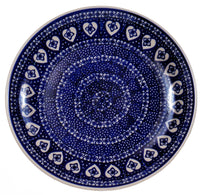 "10"" Dinner Plate (Nordic Hearts) 