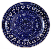 "10"" Dinner Plate (Nordic Hearts)"