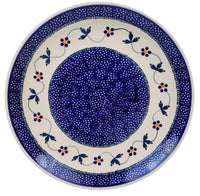 "10"" Dinner Plate (Morning Glory) 