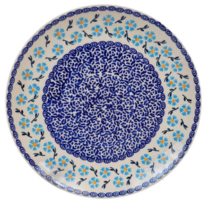 "10"" Dinner Plate (Heavenly Blue)"