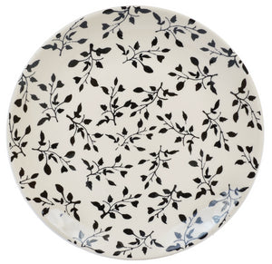 "10"" Dinner Plate (Black Spray)"