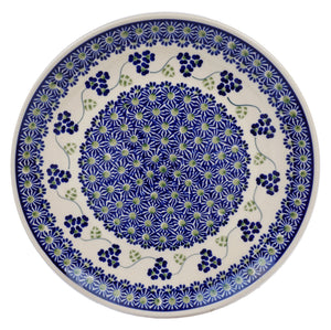 "10"" Dinner Plate (Vineyard in Bloom)"