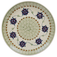 "10"" Dinner Plate (Wedding Bouquet)"