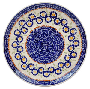 "10"" Dinner Plate (Mums the Word)"
