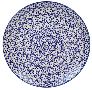 "10"" Dinner Plate (Blue Thicket)"