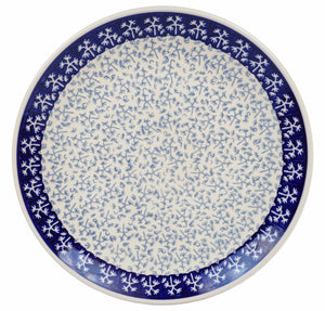 "10"" Dinner Plate (Frosty Thicket)"