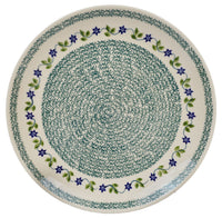 "10"" Dinner Plate (Woven Starflowers)"