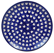 "10"" Dinner Plate (Torrent of Hearts)"