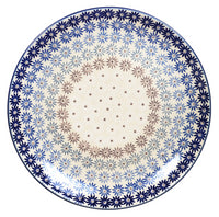 "10"" Dinner Plate (Dusty Daisy Chain) 