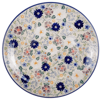 "10"" Dinner Plate (Scattered Petals) 