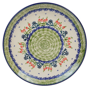 "10"" Dinner Plate (Walk in the Park)"