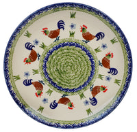 "10"" Dinner Plate (Chicken Dance)"