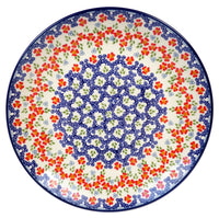 "10"" Dinner Plate (Ring Around the Rosie)"
