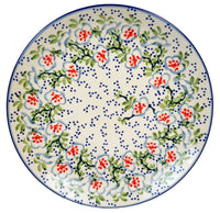 "10"" Dinner Plate (Flowers & Lace) 