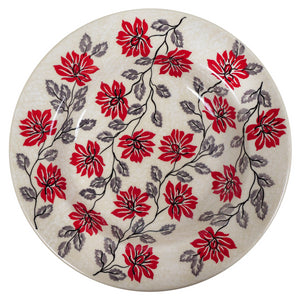 "9.25"" Soup Plate (Evening Blossoms)"