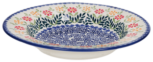 "9.25"" Soup Plate (Flower Power)"