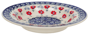 "9.25"" Soup Plate (Summer Blossoms)"