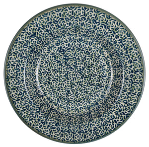 "9.25"" Soup Plate (Green Peace)"