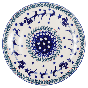 "8.5"" Salad Plate (Twas the Night)"