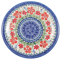"8.5"" Salad Plate (Lily in the Grass)"