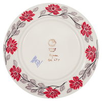 "8.5"" Salad Plate (Evening Blossoms)"
