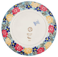 "8.5"" Salad Plate (Evening Bouquet)"