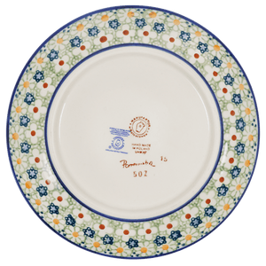 "8.5"" Salad Plate (Spring Morning)"