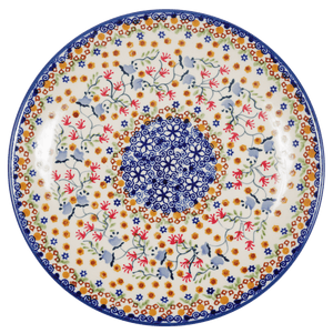 "8.5"" Salad Plate (Wildflower Delight)"