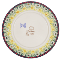 "8.5"" Salad Plate (Sunshine Grotto) 