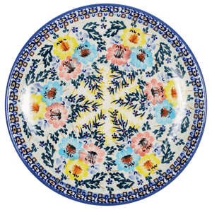 "8.5"" Salad Plate (Brilliant Garland)"