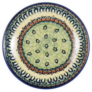 "8.5"" Salad Plate (Baltic Garden)"