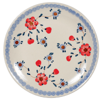 "8.5"" Salad Plate (Country Flower)"