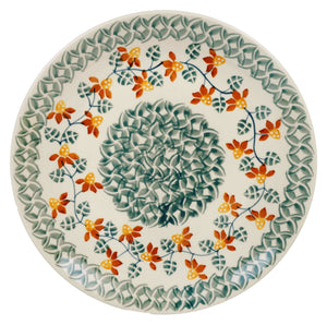 "8.5"" Salad Plate (Indian Summer)"