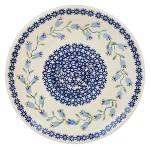 "8.5"" Salad Plate (Lily of the Valley)"