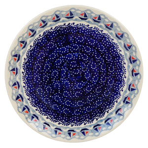 "8.5"" Salad Plate (Smooth Sailing)"