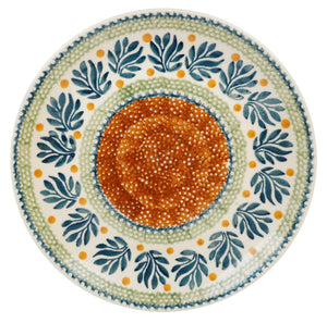 "8.5"" Salad Plate (Jungle Fever)"