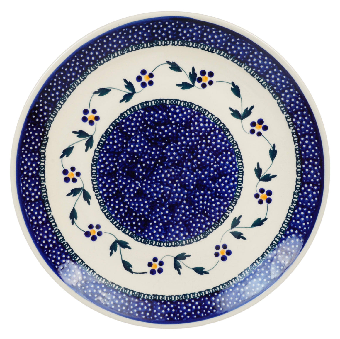 "8.5"" Salad Plate (Morning Glory)"
