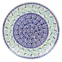 "8.5"" Salad Plate (Heavenly Blue)"