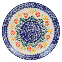 "8.5"" Salad Plate (Flower Power) 