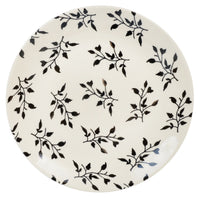 "8.5"" Salad Plate (Black Spray)"