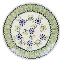 "8.5"" Salad Plate (Woven Blues) 