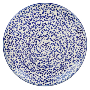 "8.5"" Salad Plate (Blue Thicket)"