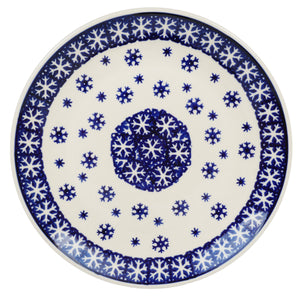 "8.5"" Salad Plate (Snow Drift)"