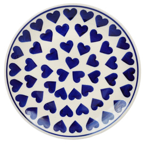 "8.5"" Salad Plate (Whole Hearted)"